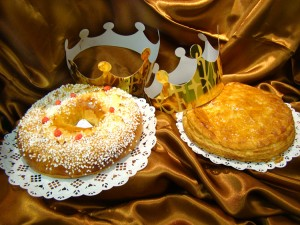 Galettes des Rois pour l'Epiphanie - Evenements et ftes
