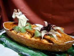 Gondole mariage